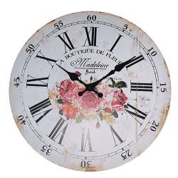 Sat zidni Ruže 34cm