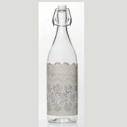 Flaša Čipka siva