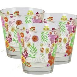 Čaše Cvetne 3 kom