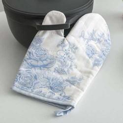 Kuhinjska rukavica plavetnilo