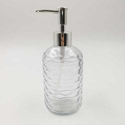 Stakleni dozer za sapun Providni
