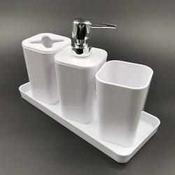 Set za kupatilo Beli