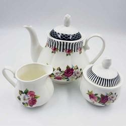 Set za čaj Romb