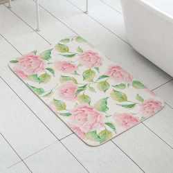 Prostirka za kupatilo Ruže